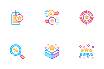 Bonus Hunting Icon Pack