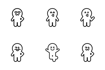 Boo Pack Icon Pack
