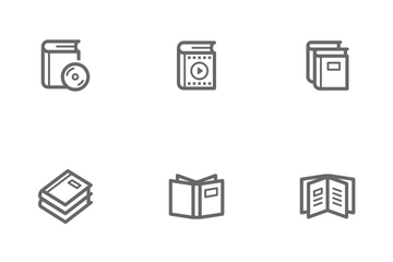 Book Icon Pack