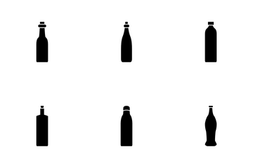 Bottle Icon Pack