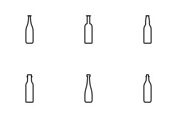 Bottle Packs Icon Pack