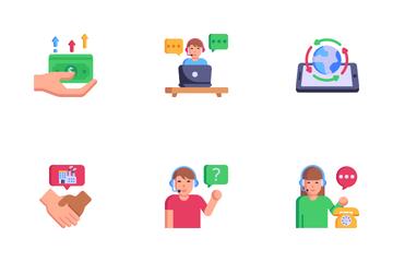 BPO Services Icon Pack