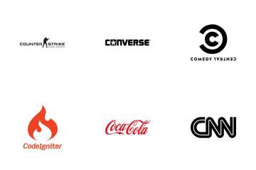Brand Logos Icon Pack