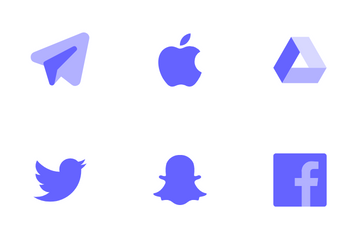 Brand Logos Icon Pack