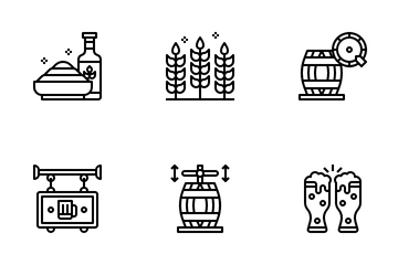 Brewery Icon Pack
