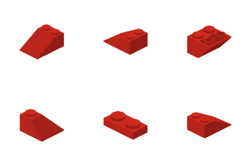 Bricks Icons  Icon Pack