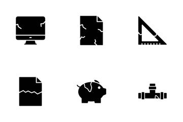Broken VOL 1 Icon Pack