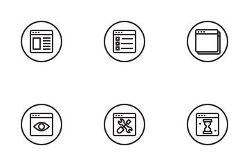 Browser Application Icon Pack