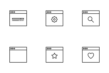 Browsers Icon Set Icon Pack