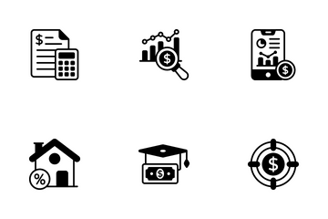 Budget Icon Pack