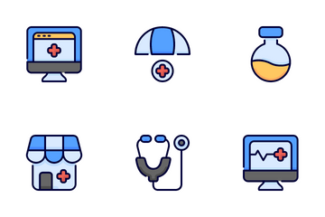 Bufilot : Healthcare And Medical Icon Pack