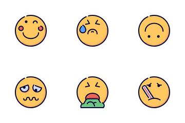 Bufilot : Smileys Icon Pack