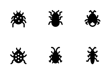 Bugs Icon Pack