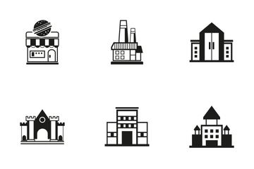 Building 1 Icon Pack