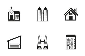 Building 2 Icon Pack