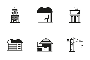 Building 3 Icon Pack
