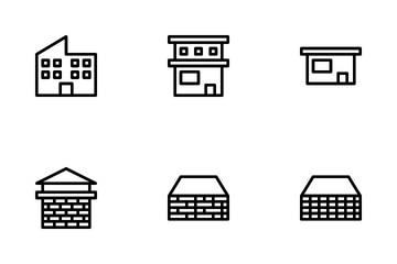 Building Icon Pack