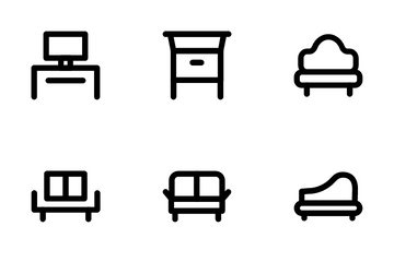 Building And Furniture Icon Pack