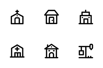 Building Smoth Line Icons Icon Pack