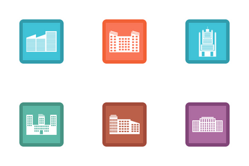 Building Vol 1 Icon Pack