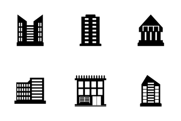 Building Vol 12 Icon Pack