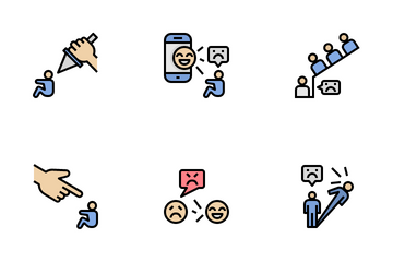 Bully Icon Pack