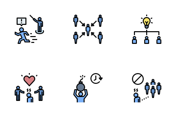 Bully Society Icon Pack