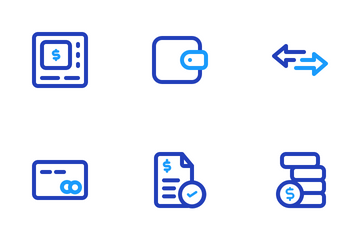 Busines & Finance Icon Pack