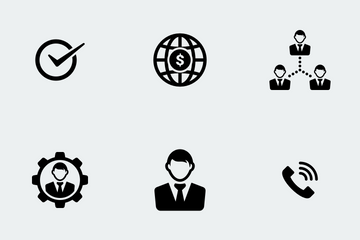 Business 01 Icon Pack
