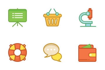 Business 1 Icon Pack