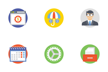 Business 2 Icon Pack