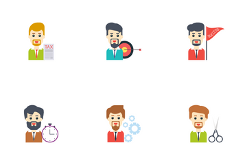 Business Activity Icon Pack