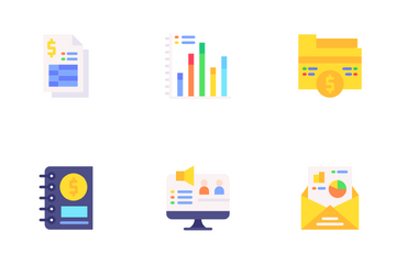 Business Analysis Icon Pack