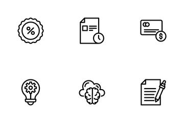 Business Analytics Icon Pack
