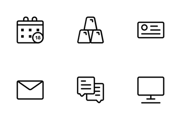Business And Accounting Icon Pack