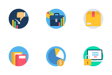 Business And Commercial Icon Pack