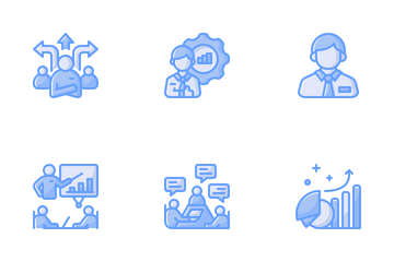 Business And Company Icon Pack