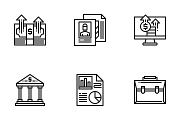 Business And Economy Icon Pack