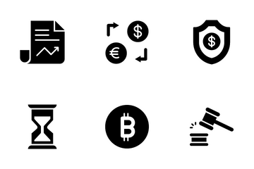 Business And Finance Icon Pack
