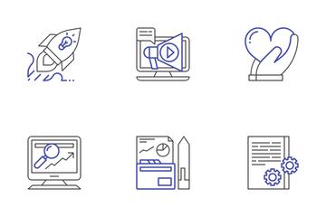 ฺBusiness And Finance Icon Pack