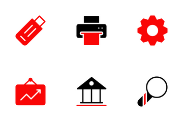 Business And Finance Vol 1 Icon Pack