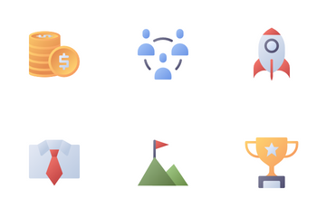 Business And Finance Vol. 2 Icon Pack