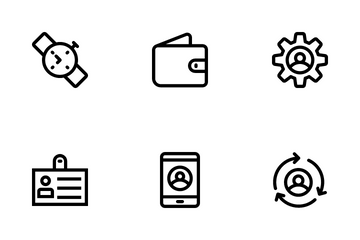 Business And Finance Vol 6 Icon Pack