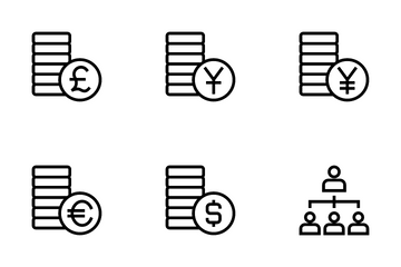 Business And Financial Vol 10 Icon Pack