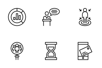 Business And Investment Icon Pack