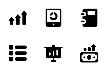 Business And Management Icon Pack