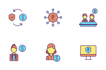 Business And Management Vol 2 Icon Pack