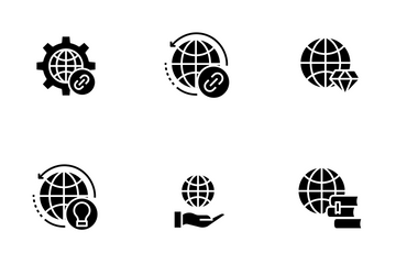 Business And Management Vol - 2 Icon Pack