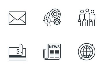 Business And Marketing Icon Pack