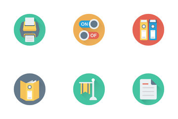 Business And Office 1 Icon Pack